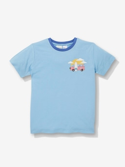 Boys Surf Van Pj Set