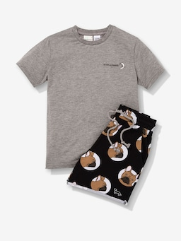 Boys Frenchie Pj Set