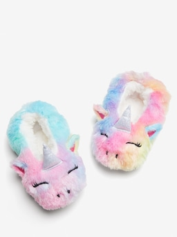 Kids Unicorn Bootie Sock