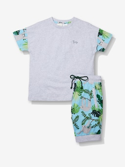 Boys Sloth Pj Set
