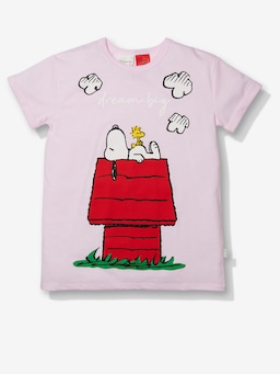 Jnr Girls Snoopy Nightie