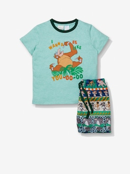 Jnr Boys Disney Jungle Book Pj Set