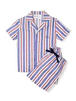 Boys Harold Stripe Pj Set