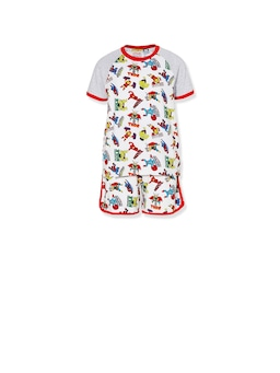 Boys Avengers Pj Set