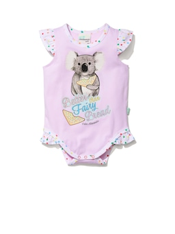 Baby Fairy Bread Bodysuit