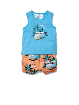 Baby Boys Combi Pj Set