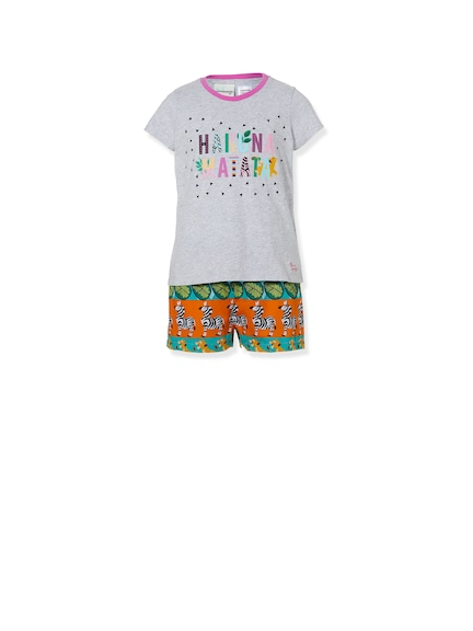 Girls Lion King Hakuna Matata Pj Set