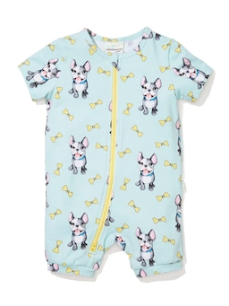 Baby Frenchie Kisses Romper