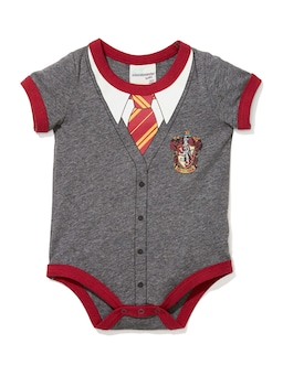 Baby Harry Potter Gryffindor Bodysuit