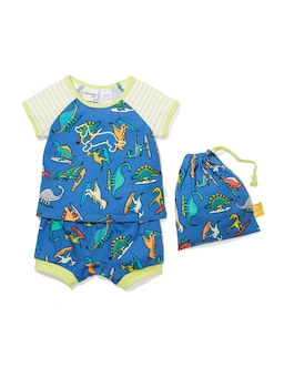 Baby Boys Dino Pj Set