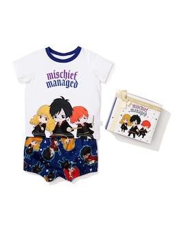 Baby Harry Potter Anime Pj Set