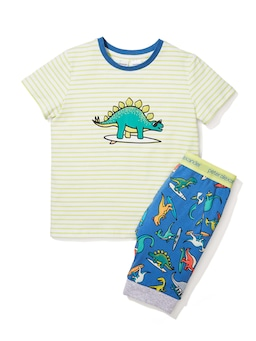 Jnr Boys Dino Pj Set