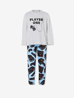 Boys Player One Pj Set
