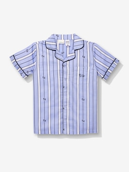 Boys Classic Stripe Pj Set