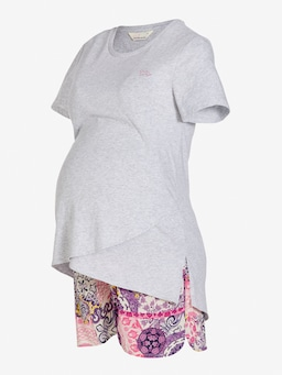 Maternity Paisley Pj Set