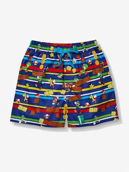 Boys Super Mario Short