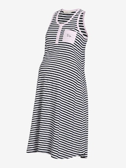 Maternity Stripe Nightie