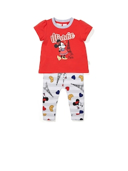Baby Paris Minnie Pj Set