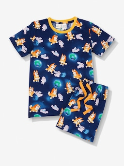 Kids Bingo Space Pj Set
