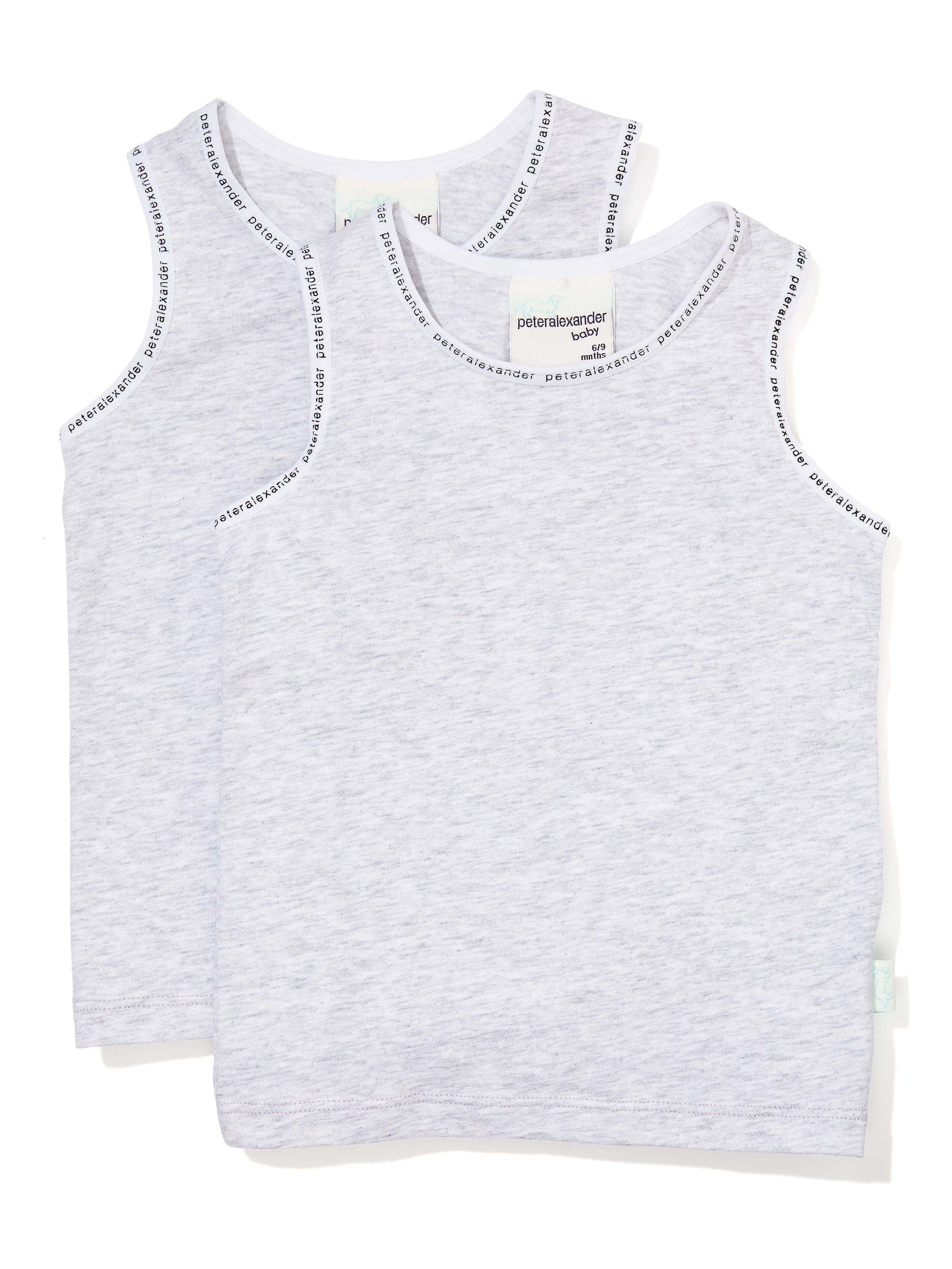 Baby Marle Singlet 2 Pack Peter Alexander Online Pd Image For From
