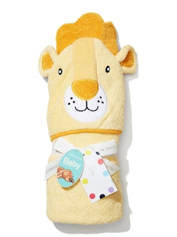 Baby Lion Towel