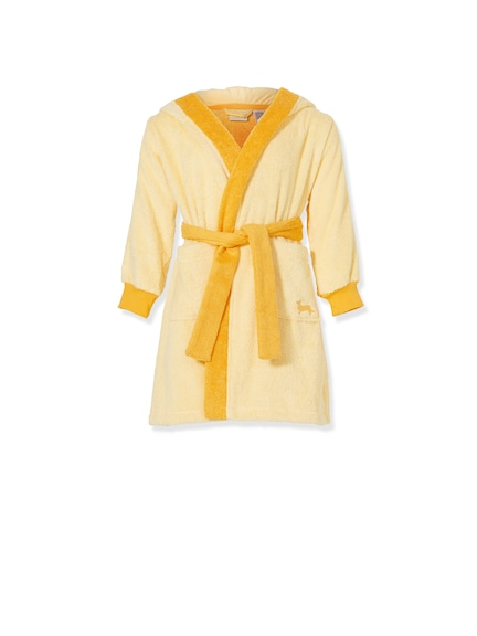 Jnr Lion Towelling Bathrobe