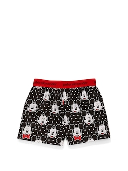 Kids Christmas Mickey Boxer Short Cracker