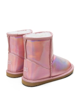 Kids Holographic Homeboots