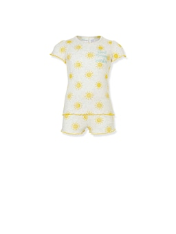 Jnr Girls Sunshine Pj Set