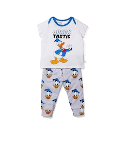 Baby Boy Donald Duck Pj Set
