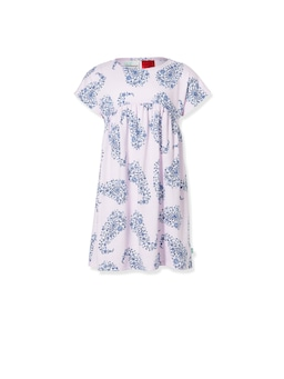 Jnr Girls Paisley Swirl Nightie