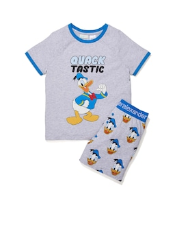 Jnr Boys Donald Duck Pj Set