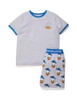 Boys Donald Duck Pj Set