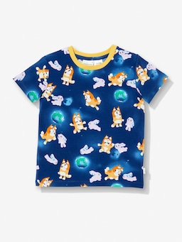 Jnr Kids Bingo Space Pj Set