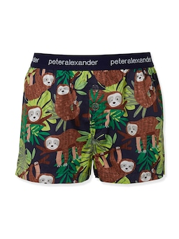 Boys Sloth Boxer Short