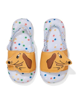 Kids Penny Spot Slippers