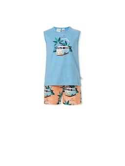 Jnr Boys Combi Pj Set
