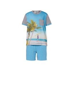 Boys Surf's Up Pj Set