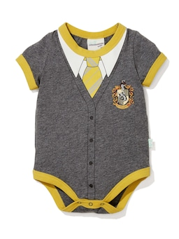 Baby Harry Potter Hufflepuff Bodysuit