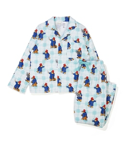 Jnr Kids Paddington Bear Pj Set