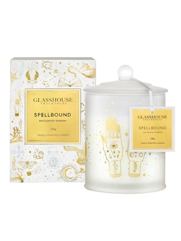 Glasshouse Fragrances Limited Edition Spellbound Candle 350G