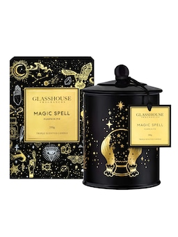 Glasshouse Fragrances Limited Edition Magic Spell Candle 350G