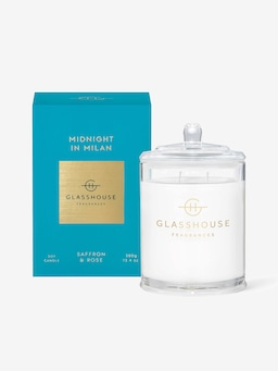Glasshouse Fragrances Soy Candle 380G