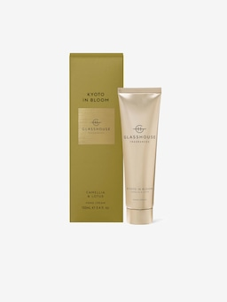 Glasshouse Fragrances Hand Cream 100Ml