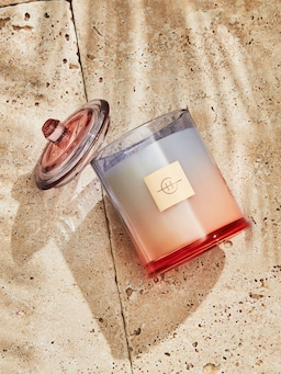 Glasshouse Fragrances Limited Edition Sunset In Capri Candle 380G