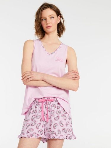 Palm Flutter Short