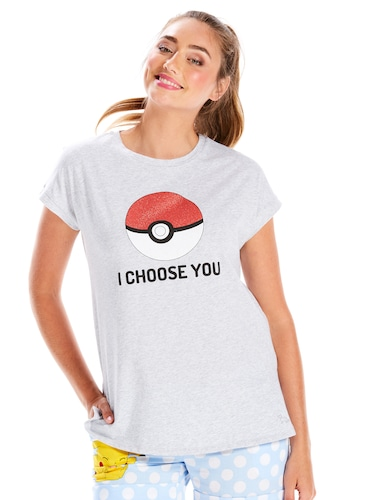 Pokemon I Choose You Tee