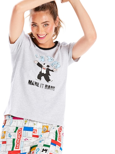 Monopoly Make It Rain Tee
