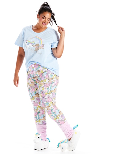 P.A. Plus My Little Pony & Penny Legwarmer Legging