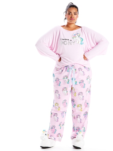 P.A. Plus My Little Pony Flannelette Pj Pant